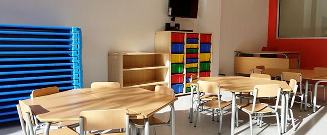 Escuela obra social la caixa casa caridad - Casas embargadas la caixa ...